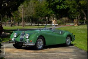 1955 Jaguar XK Photo
