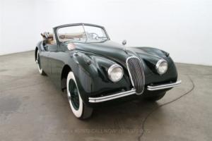 1953 Jaguar XK Drop Head Coupe