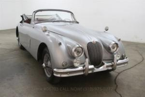 1958 Jaguar XK Drop Head Coupe