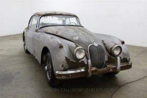 1961 Jaguar XK Fixed Head Coupe
