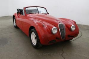 1954 Jaguar XK Drop Head Coupe