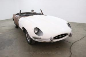 1963 Jaguar XK Roadster
