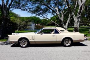 1979 Lincoln Mark Series Mark V