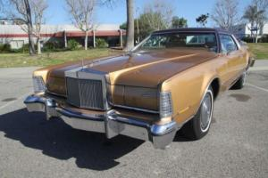1974 Lincoln Mark Series Mark IV Continental Mark 4 BEAUTY! ORIGINAL! 64k !