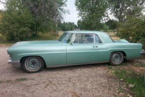 1956 Lincoln Mark Series