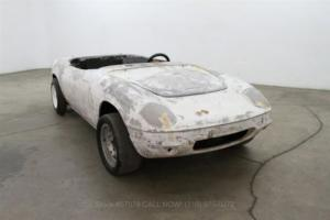 1965 Lotus Elan Spider S2