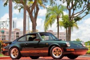 1981 Porsche 911 SC Euro Version