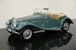 1955 MG T-Series