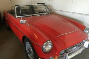 1969 MG Other C