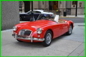 1958 MG MGA YOU CAN OWN FOR $490 PER MONTH