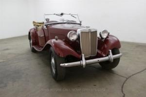 1953 MG TD Photo