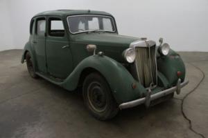 1952 MG YB RHD