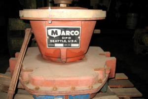 TWINDISC P211 PTO / MARCO DC37 HYDRAULIC PUMP DRIVE