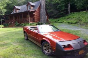 1988 Chevrolet Camaro Photo