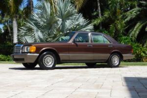 1982 Mercedes-Benz 300-Series 300SD Turbo Diesel Photo