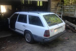 1987 Mercedes-Benz 300-Series wagon