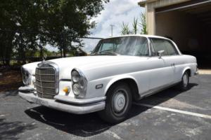 1969 Mercedes-Benz 200-Series Behr A/C Auto Excellent Solid Project