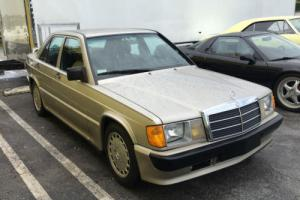 1986 Mercedes-Benz 190-Series