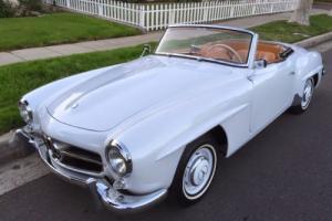 1961 Mercedes-Benz 190-Series