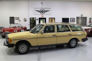 1985 Mercedes-Benz 300 TDT