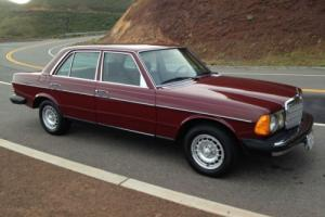 1982 Mercedes-Benz 300-Series