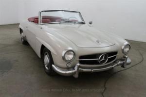 1959 Mercedes-Benz 190-Series
