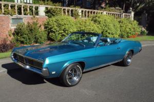 1969 Mercury Cougar XR7
