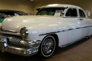 1951 Mercury 51 MERCURY LEAD SLED