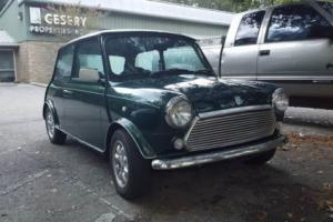 1983 Mini Classic Mini Photo