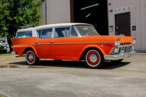 1958 Nash cross country wagon