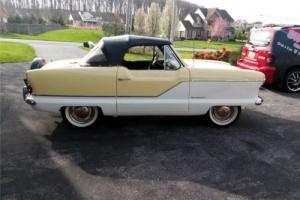 1959 Nash Metropolitian