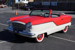 1957 Nash