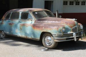 1948 Packard Super 8 Seven Passenger Sedan