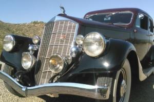 1934 Pierce Arrow 1934 Pierce Arrow 836A