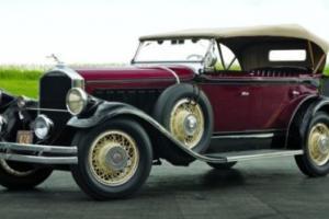 1929 Pierce Arrow Pierce Arrow Sport Touring 133
