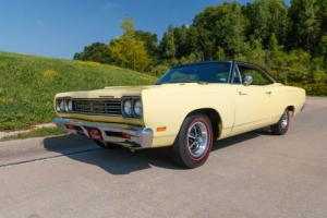 1969 Plymouth Road Runner Numbers Matching