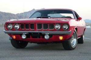 1971 Plymouth Barracuda Cuda