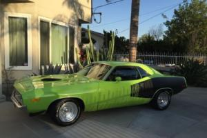 1973 Plymouth Barracuda Cuda