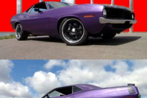 1970 Plymouth Barracuda Investment Grade Car