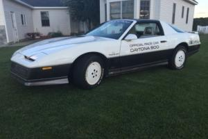 1983 Pontiac Trans Am Pace Car