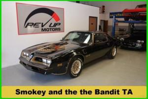 1978 Pontiac Trans Am Special Edition