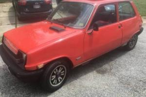 1978 Renault Other