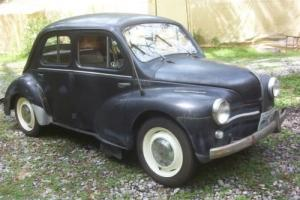 1959 Renault 4cv