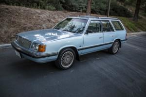 1987 Plymouth Other Reliant