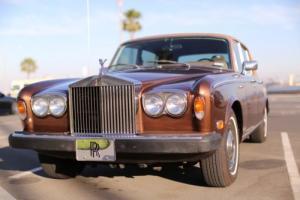 1977 Rolls-Royce Silver Shadow Photo