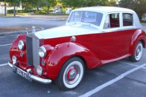 1948 Rolls-Royce Silver Spirit/Spur/Dawn