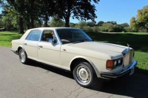 1985 Rolls-Royce Other Silver Spirit