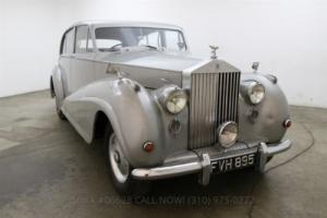 1952 Rolls-Royce Wraith Photo