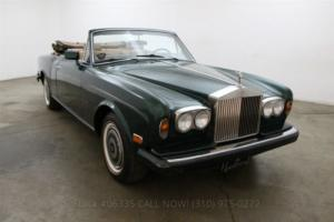 1974 Rolls-Royce Corniche Convertible Photo