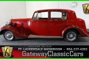 1939 Rolls-Royce Wraith Photo